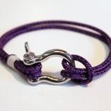 Nautical Shackle Bracelet - Sailor, Surfer, Beachwear
